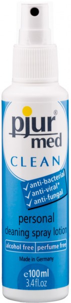 pjur med CLEAN Spray