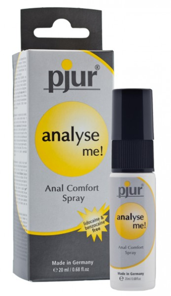 Pjur Analyse me! Comfort Spray