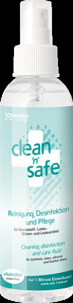 clean 'n' safe